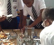 Jamaica College Robotics Team