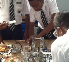Jamaica College Robotics Team