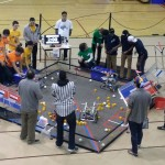 Jamaica College Robotic Team in Action
