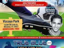 true blue 2016 EVENT