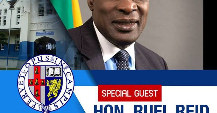 JCOBAFL Annual General Meeting - Special Guest Hon. Ruel Reid